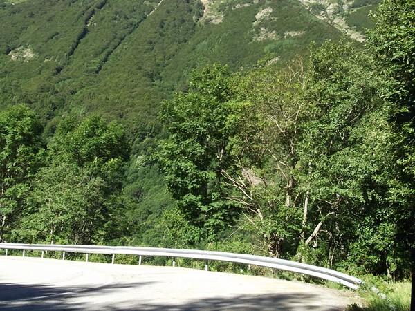 Vue sur le Massif du Taillefer.