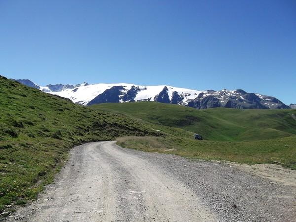 Le Glacier de Mont-de-Lans.