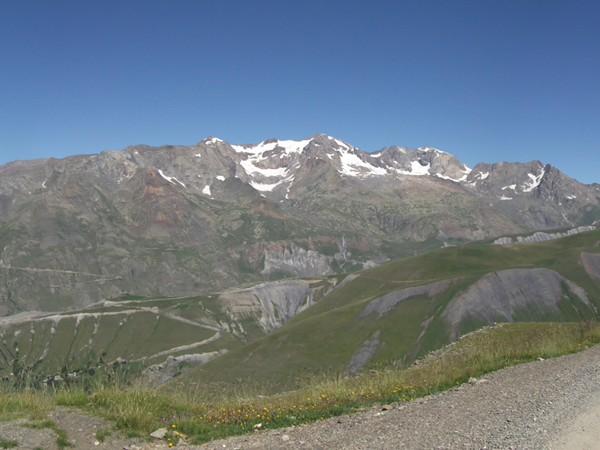 Panorama 3 étoiles dans le final du Col St-Georges.