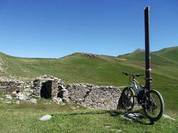Les Ruines du Chalet Josserand.