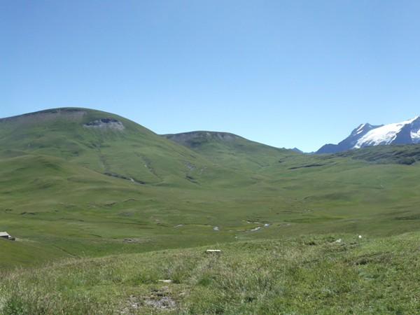 Le Plateau d'Emparis.
