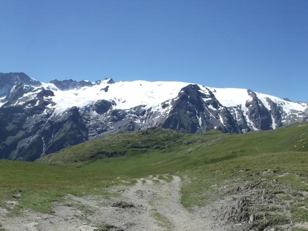 Le Col du Souchet - 2365 m.