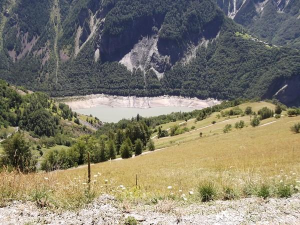 Le Lac du Chambon.