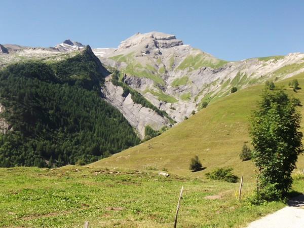 Panorama numéro 1 depuis les Côtes.