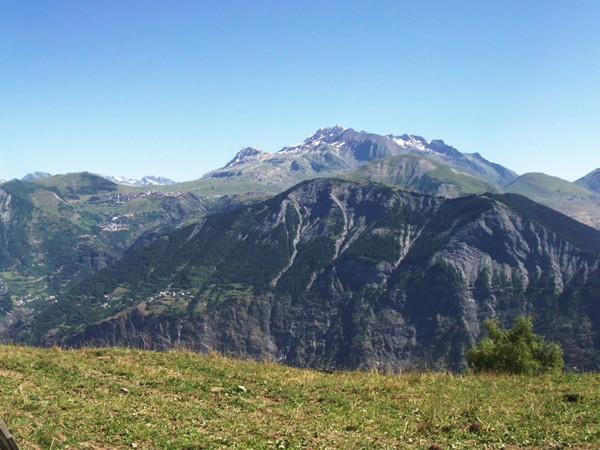 Panorama numéro 2 depuis les Côtes.