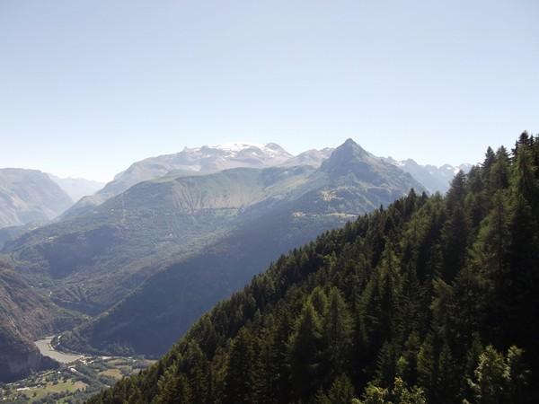 Le Pied Moutet, le Glacier de Mont-de-Lans.