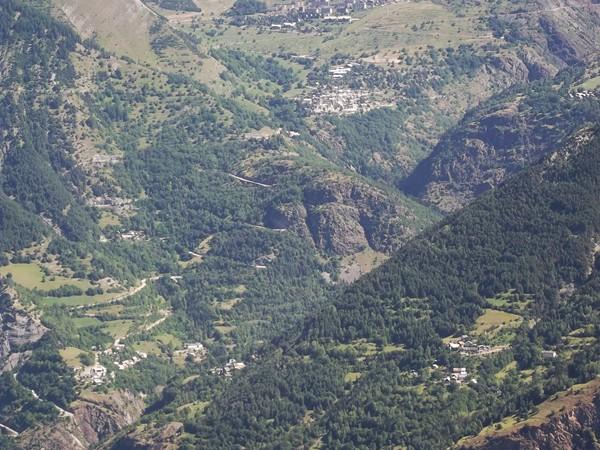 La montée de l'Alpe d'Huez.