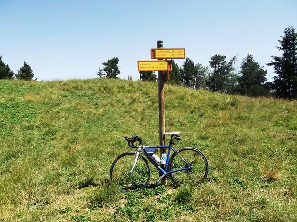 Un Lapierre au Col de St-Jean !