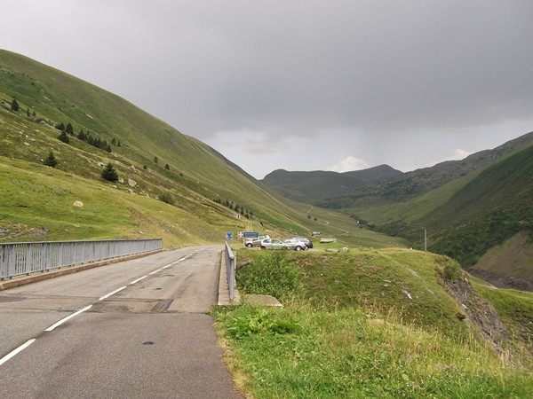 Pont du Rieu Claret : frontière entre l'Isère et la Savoie.