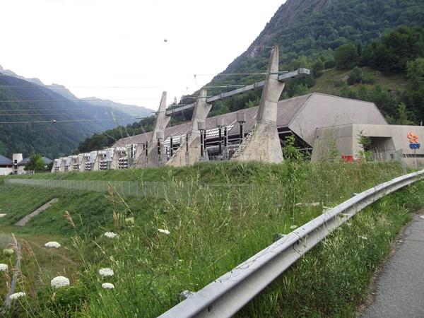 L'usine électrique de l'Eau d'Olle.