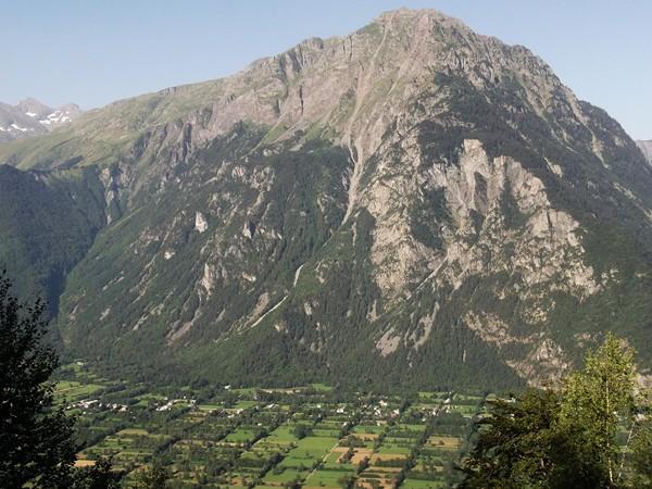 La Vallée de la Romanche.