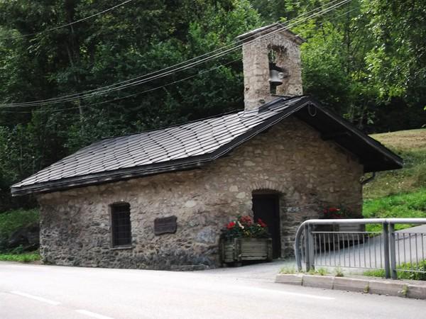 Une petite chapelle de Rivoire.