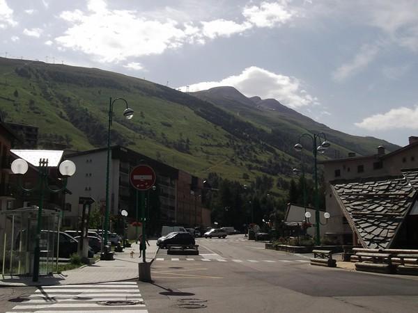 Le Jandri, quelque part là-haut vers plus de 3000 m...