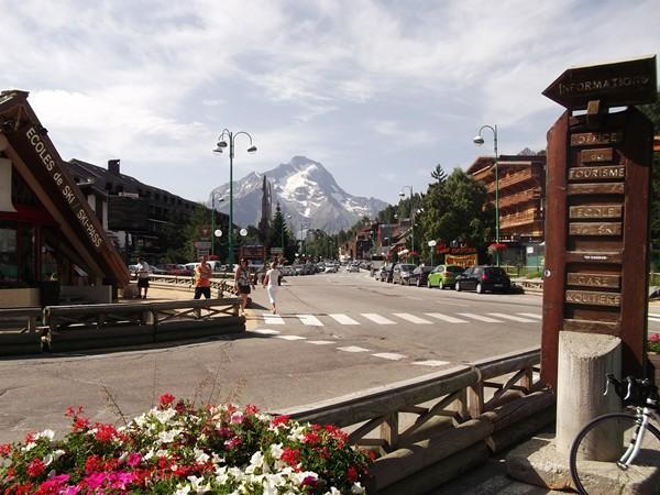 La Roche de la Muzelle - 3465 m.
