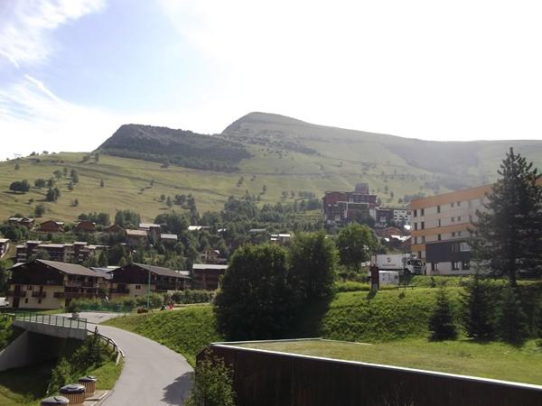 Les premiers lacets vers le Col du Jandri... autouroute pour VTT (de descente) !