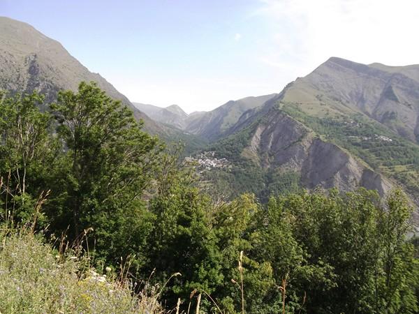 Mizoën et la Vallée de la Sarenne.