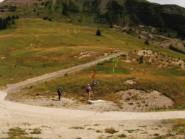 Col de Maronne - panorama Est.