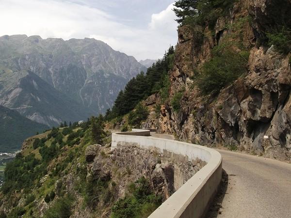 Route-balcon d'Armentier, un vrai moment de bonheur à faire une fois dans sa vie de cyclo !