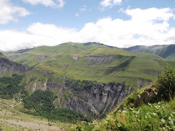 Sommet de la Quarlie (alt. 2322 m).