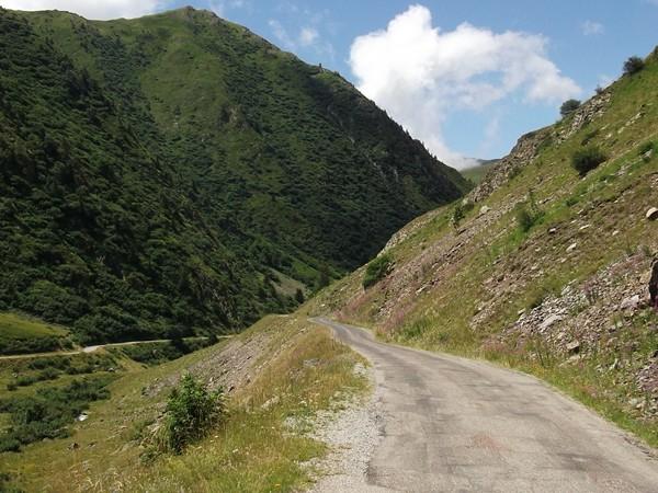 Dans la Vallée de la Sarenne.