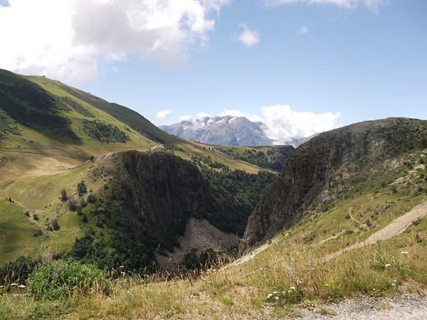 La Vallée de la Sarenne.