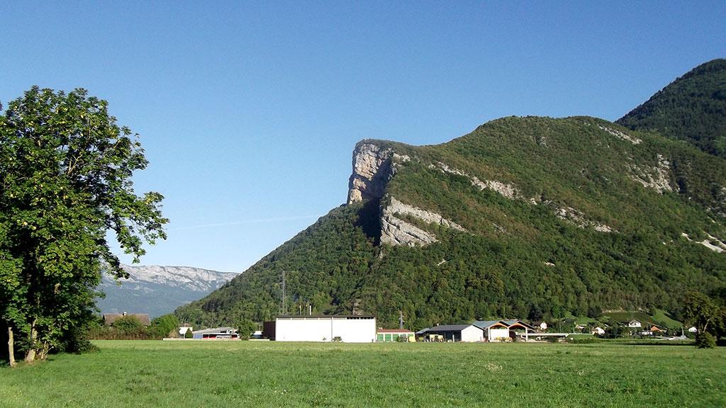 Ascension v lo du col de la forclaz de montmin for Terrain doussard