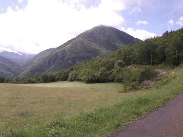 Col des Claussels - 977 m.