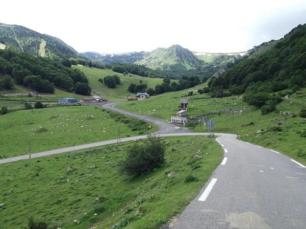 La Station de Mijanès - altitude 1400 m.