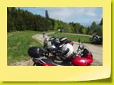Au Col de la Selle, un replat bienvenu à la sortie du passage à 19%...