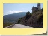 Arrivée à Vex (alt. 939 m), 1er bourg de cette ascension.