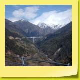Le pont de Ganther... impressionnant !