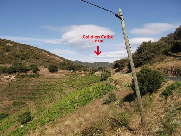Le Col d'en Calbo.