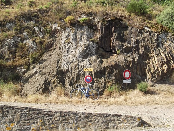 Au Col de la Serra - 344 m.