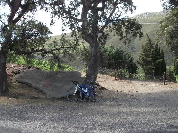 Col de Mala Cara - 210 m.