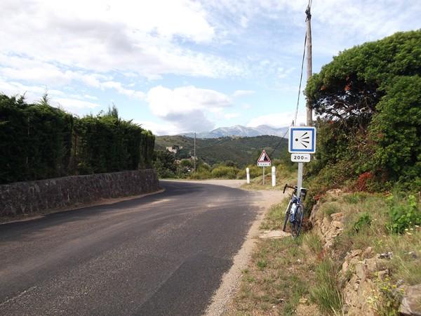 Col de Als Cols - 263 m.