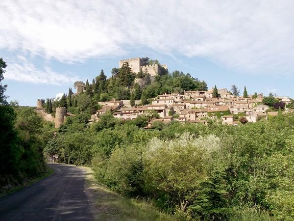 Au pied de Castel